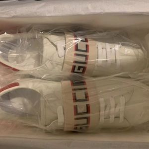 Gucci ace stripe sneakers